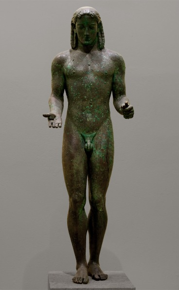 bronze apollo